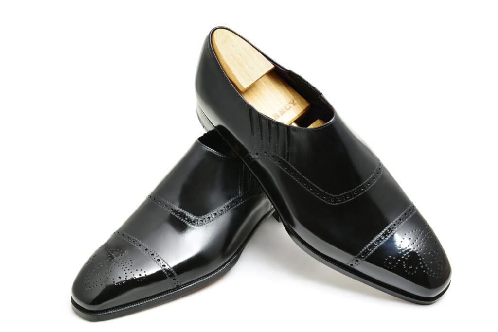 Le loafer mocassin Winston en noir